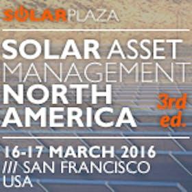 Solar Asset Management North America 2016