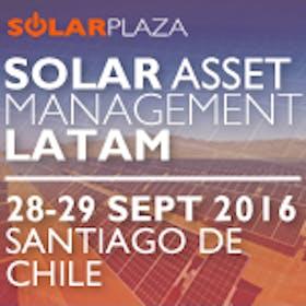 Solar Asset Management Latam 2016