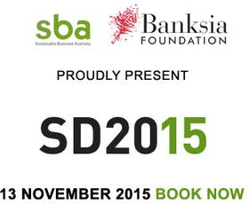 SD2015 AUSTRALIA with Peter Bakker, CEO WBCSD AND Michael Meehan, CEO GRI