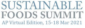Sustainable foods summit: 15-18th March (AP virtual edition)