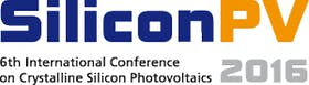 SiliconPV 2016, the 6th International Conference on Silicon Photovoltaics