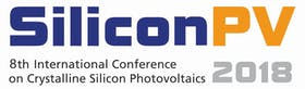 SiliconPV 2018 - 8th International Conference on Crystalline Silicon Photovoltaics