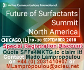 Future of Surfactants Summit North America