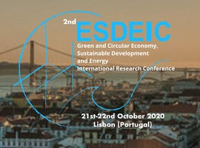 2nd Green and Circular Economy, Sustainable Development and Energy International Conference (ESDEIC)
