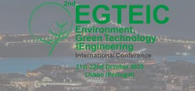 2nd Environment, Green Technology and Engineering International Conference (EGTEIC)