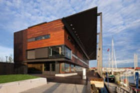 Site Tour: The Library at The Dock