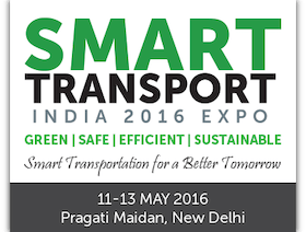 1st Smart Transport India 2016 Expo