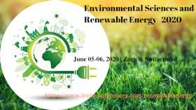 Environmental Sciences and Renewable Energy 2020