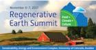 Regenerative Earth Summit: Food + Climate + Culture