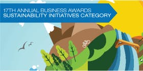 17th Annual Business Awards - Sustainability Initiatives Category