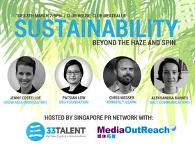 Sustainability: Beyond the Haze and the Spin