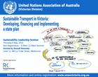 UNAA Sustainable Transport Seminar