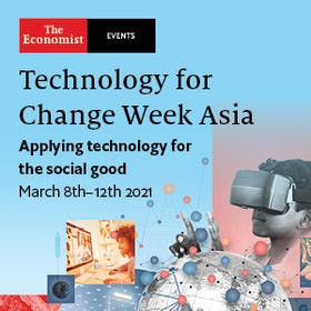 Technology for Change Week Asia