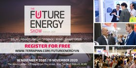 The Future Energy Show Vietnam 2020 - Free to Attend