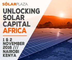 Unlocking Solar Capital: Africa 2016