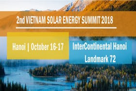 2nd Vietnam Solar Summit 2018