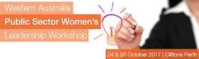 Western Australia Public Sector Women's Leadership Workshop