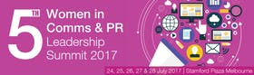 The 5th Women in Communications and PR Leadership Summit 2017