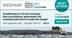 Transitioning to a Circular Economy