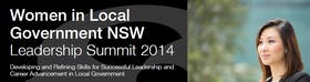 Women in Local Government NSW Leadership Summit 2014