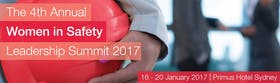 The 4th Annual Women in Safety Leadership Summit 2017