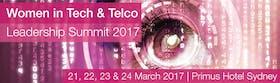 Women in Tech & Telco Leadership Summit 2017