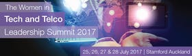 The Women in Tech and Telco Leadership Summit 2017