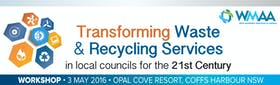 Transforming Waste and Recycling Services in local councils for the 21st Century