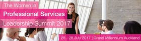 The Women in Professional Services Leadership Summit 2017