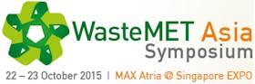 WasteMET Asia Symposium 2015
