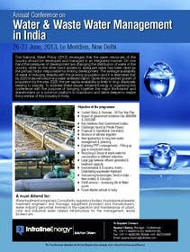 Conference on Water & Waste Water Management