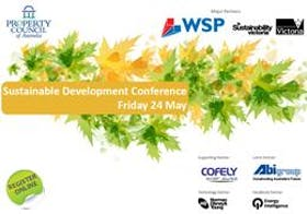 Sustainable Development Conference 2013