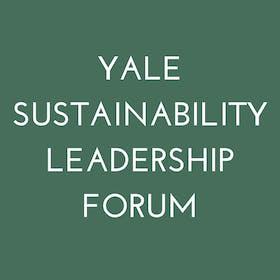 Yale Sustainability Leadership Forum