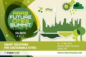 Arab Future Cities Summit Dubai 2014