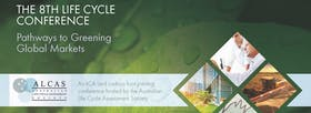 """8th ALCAS Conference on LCA and Carbon Footprinting - """"Pathways to Greening Global Markets"""""""