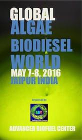 Global Algae Biodiesel World 2016