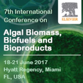 7th International Conference on Algal Biomass, Biofuels and Bioproducts