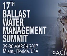 17th Ballast Water Management Summit