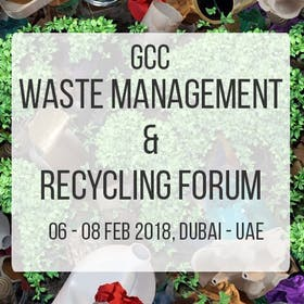 GCC Waste Management & Recycling Forum