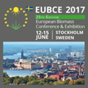EUBCE 2017 – 25th European Biomass Conference and Exhibition