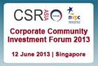 Corporate Community Investment (CCI) Forum 2013