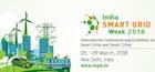 INDIA SMART GRID WEEK 2018