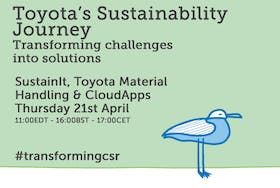 Toyota's Sustainability Journey. Transforming challenges into solutions