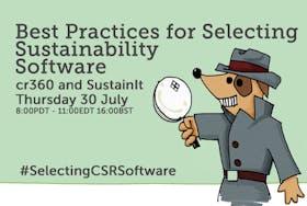 Selecting CSR Software Webinar