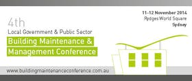 4th Local Government & Public Sector Building Maintenance & Management Conference