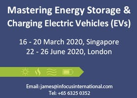 Mastering Energy Storage & Charging Electric Vehicles (EVs)- Singapore