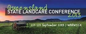 2013 Queensland Landcare Conference