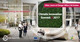 Climate Innovation Summit 2017