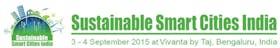 Sustainable Smart Cities India 2015