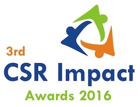 CSR Impact Awards 2016